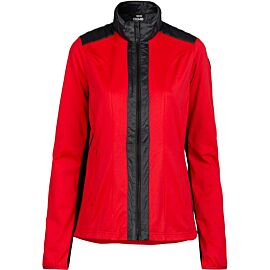 8848 Altitude Shadow fleece vest dames red