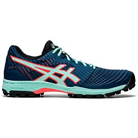 ASICS Field Ultimate FF 1112A018 hockeyschoenen dames mako blue
