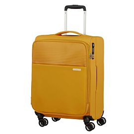 American Tourister Lite Ray Spinner 55 koffer gold yellow