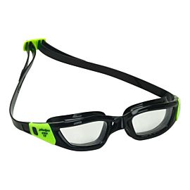 Aqua Sphere Tiburon zwembril black lime