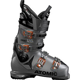 Atomic Hawx Ultra 120 S skischoenen anthracite black orange