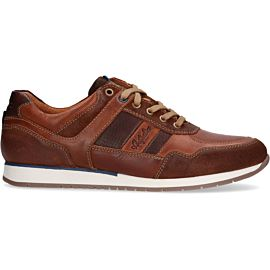 Australian Wayne Leather 15.1397.02 vrijetijdsschoenen heren tan brown