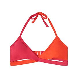 Beachlife Bright Rose bikinitop junior
