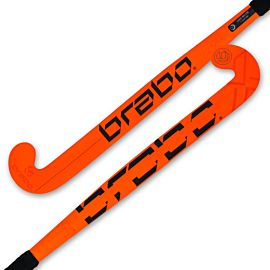 Brabo IT Elite X-4 CC 36,5 inch zaalhockeystick