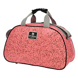 Brabo Shoulderbag Pebble hockeytas pink
