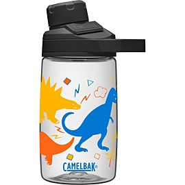 CamelBak Chute drinkfles 400 ml lightening dinos