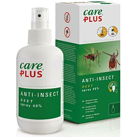 Care Plus Anti-Insect DEET spray 40% 200 ml