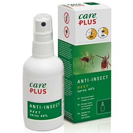 Care Plus Anti-Insect DEET spray 40% 60 ml