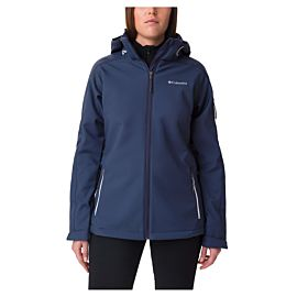 Columbia Cascade Ridge softshell jas dames nocturnal