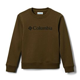 Columbia Park French Terry Crew trui junior new olive