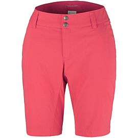 Columbia Saturday Trail short dames red coral