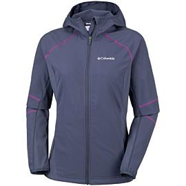 Columbia Sweet As softshell outdoor jack dames nocturnal
