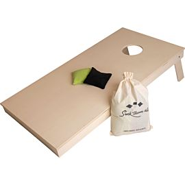 Cornhole set blanco