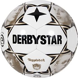 Derbystar Eredivisie Design Replica 20 21 voetbal white gold