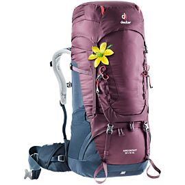 Deuter Aircontact 50 + 10 rugzak SL blackberry navy