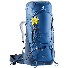 Deuter Aircontact 60 + 10 rugzak steel midnight