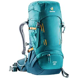 Deuter Fox 30 kinder backpack petrol arctic