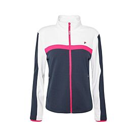 Fila Caroline trainingsjack dames peacoat blue white