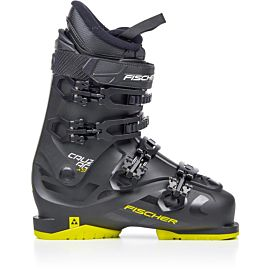 Fischer Cruzar X 9.0 Thermoshape skischoenen black yellow