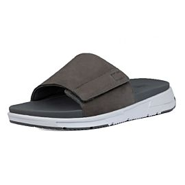FitFlop Sporty Slides slippers heren deep grey