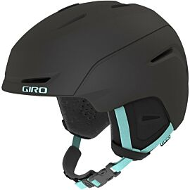 Giro Avera skihelm dames metallic coal