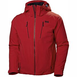Helly Hansen Alpha 3.0 winterjas heren alert red