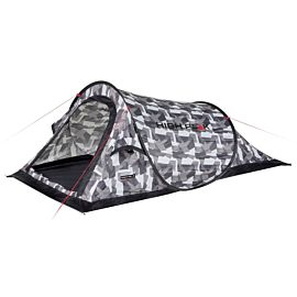 High Peak Campo pop up tent camouflage