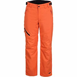 Icepeak Johnny skibroek heren dark orange