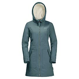 Jack Wolfskin Rocky Point Parka outdoor jack dames north atlantic