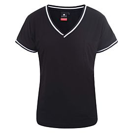 Luhta Aspholm shirt dames black