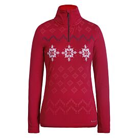 Luhta Ernholm skipully dames classic red
