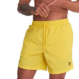 Lyle & Scott Sports zwembroek heren buttercup yellow