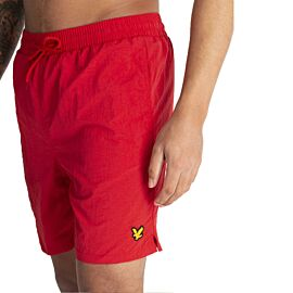 Lyle & Scott Sports zwembroek heren gala red