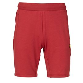 Lyle & Scott Superwick short heren turbo red