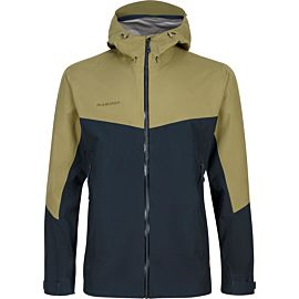 Mammut Convey Tour HS Hooded outdoor jack heren olive marine