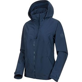 Mammut Trovat HS Hooded outdoor jack dames peacoat
