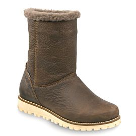 Meindl Fiss Lady GTX winterlaarzen dames dark brown