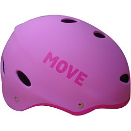 Move Brain helm pink