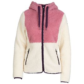 Napapijri Teana fleece vest dames pink blush