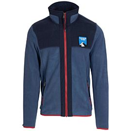 Napapijri Traver fleece vest heren insignia blue