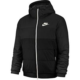 Nike Sportswear Jacket heren black sail