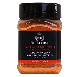 No Rubbish Fast & Flavoured AP rub zonder zout
