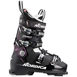 Nordica Pro Machine 105 X W skischoenen dames black pearl purple