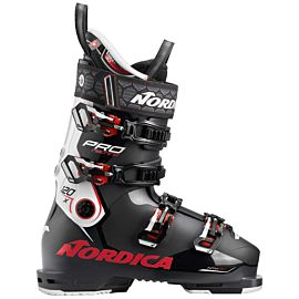 Nordica Pro Machine 120 X skischoenen black white red