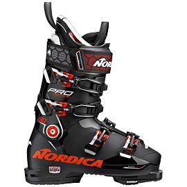 Nordica Pro Machine 130 GW skischoenen black red