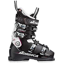 Nordica Pro Machine 85 W skischoenen black white