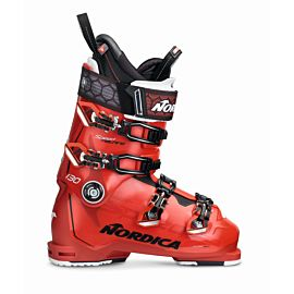 Nordica Speedmachine 130 skischoenen red black white