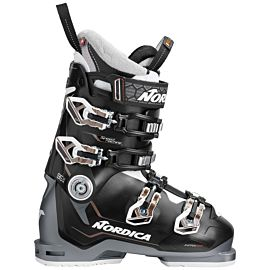 Nordica Speedmachine 95 X W skischoenen dames black anthracite bronze