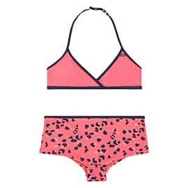 O'Neill Shorty Surf bikini junior pink aop