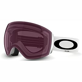 Oakley Flight Deck skibril matte white